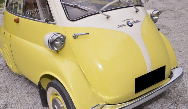 BMW ISETTA  1958 cheio
