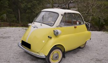 BMW ISETTA  1958