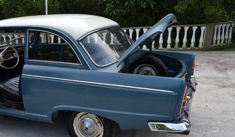 AUTO UNION DKW JR 1962 cheio