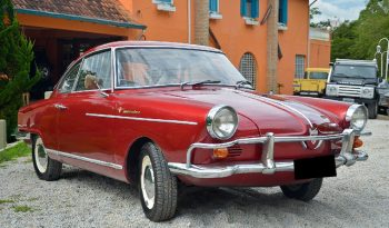 NSU PRINZ COUPE 1959