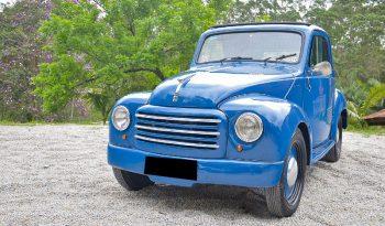 FIAT 500 TOPOLINO 1949 cheio