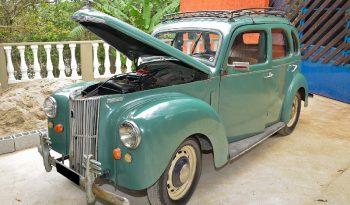 FORD PREFECT 1950 cheio
