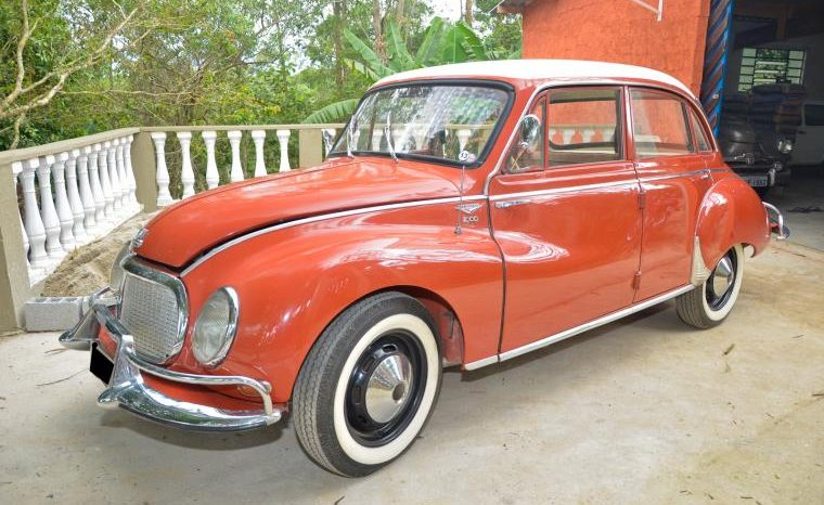 AUTO UNION DKW 1960 cheio