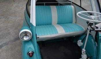 BMW ISETTA  1957 cheio