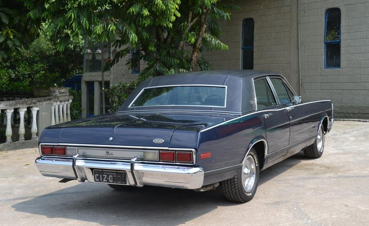 FORD GALAXIE LANDAU 1981 full