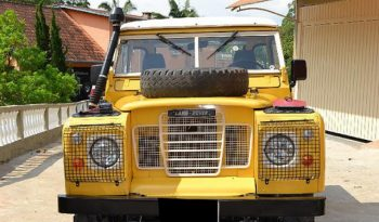 LAND ROVER SÉRIE II PICK UP 1972