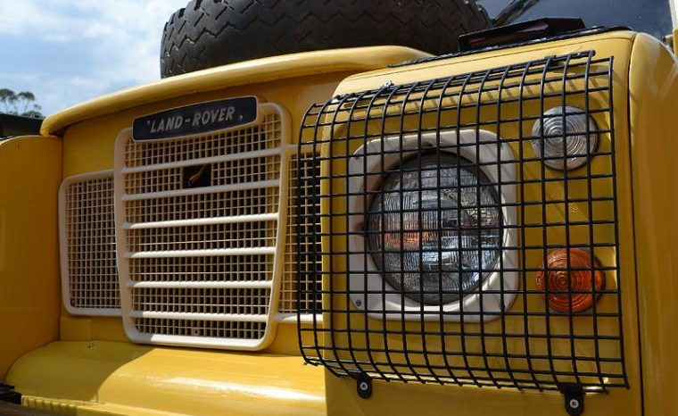 LAND ROVER SÉRIE II PICK UP 1972 full
