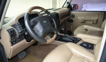 LAND ROVER DISCOVERY II TD5 2002 cheio