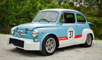 FIAT 600 1972 cheio