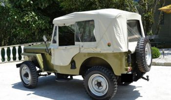 WILLYS JEEP CJ2 1948 full