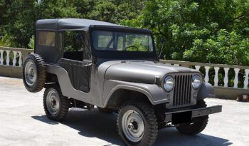 WILLYS JEEP CJ5 1964