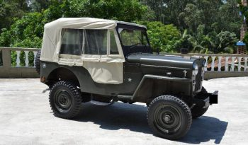 WILLYS JEEP CJ3 1953