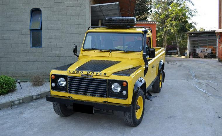 LAND ROVER DEFENDER 110 PICK UP 1992 cheio