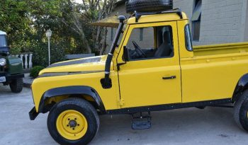 LAND ROVER DEFENDER 110 PICK UP 1992 full