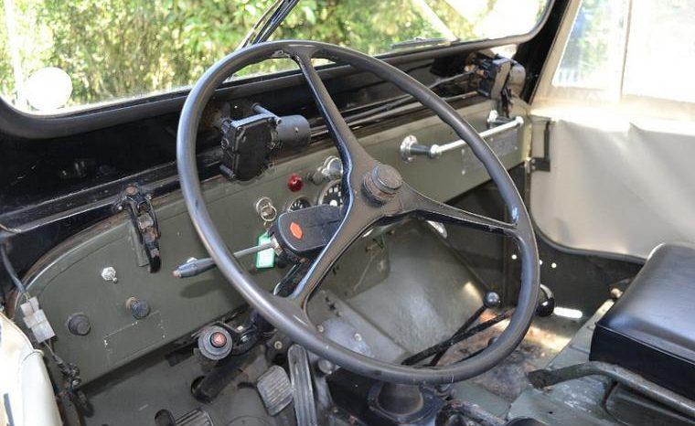 WILLYS JEEP CJ3 1953 cheio