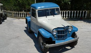 WILLYS PICK UP 1958