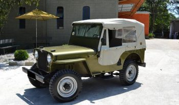 WILLYS JEEP CJ2 1948