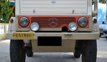 MERCEDES BENZ UNIMOG 1957 full