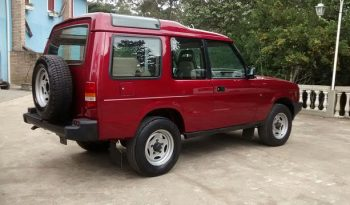 LAND ROVER DISCOVERY 1 TDI 1991 cheio