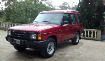 LAND ROVER DISCOVERY 1 TDI 1991