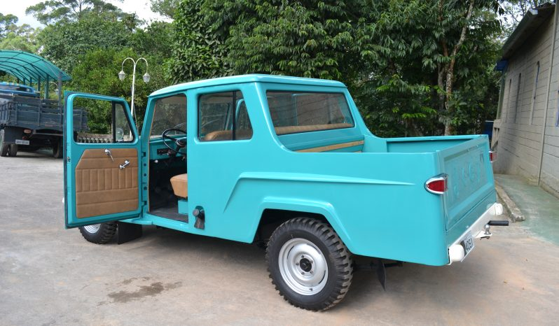 FORD RURAL WILLYS F-75 1963 full