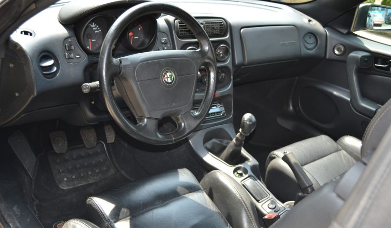ALFA ROMEO SPIDER 1996 full
