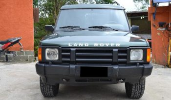 LAND ROVER DISCOVERY I 1997 A full