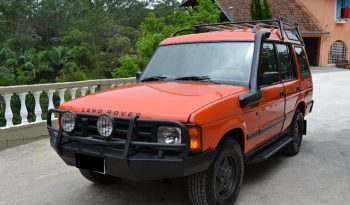 LAND ROVER DISCOVERY I 1993 A