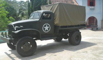 CHEVROLET GMC CAMINHÃO MILITAR 1942