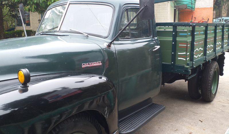 GM/ CHEVROLET BOCA DE SAPO 1951 full