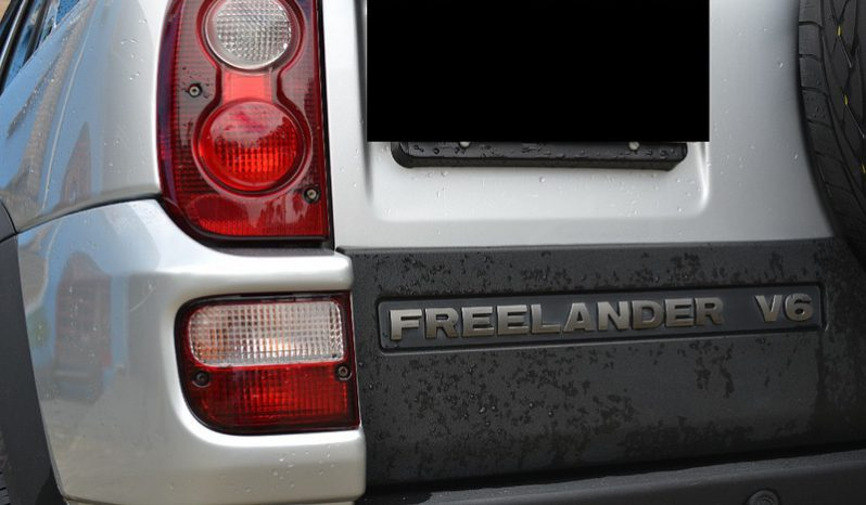 LAND ROVER FREELANDER I 2005 full