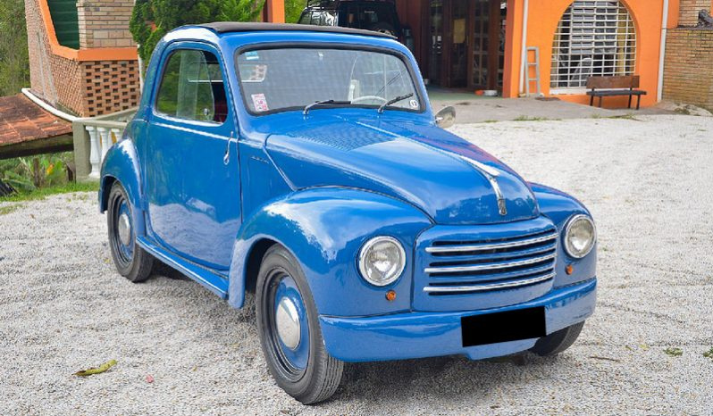 FIAT 500 TOPOLINO 1949 full