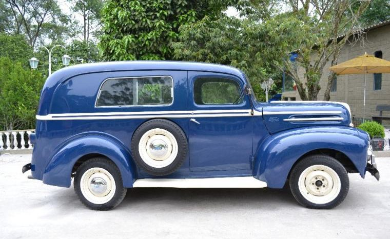 FORD DELIVERY 1946 full