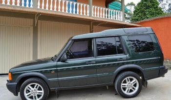 LAND ROVER DISCOVERY II TD5 2002