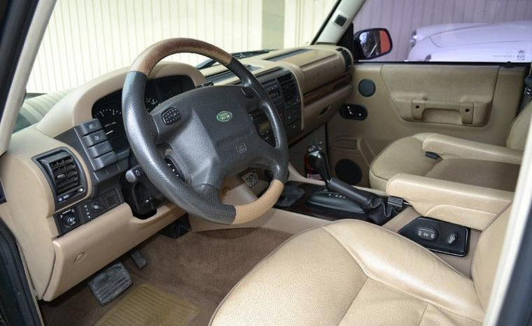 LAND ROVER DISCOVERY II TD5 2002 full