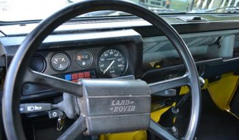 LAND ROVER DEFENDER 110 PICK UP 1992 full