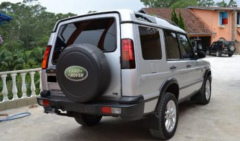 LAND ROVER DISCOVERY II V8 2003 full