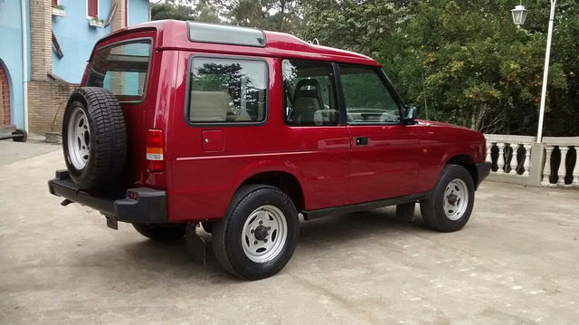 LAND ROVER DISCOVERY 1 TDI 1991 full