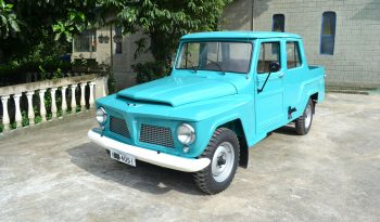 FORD RURAL WILLYS F-75 1963