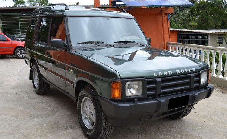 LAND ROVER DISCOVERY I 200 TDI 1993 B full
